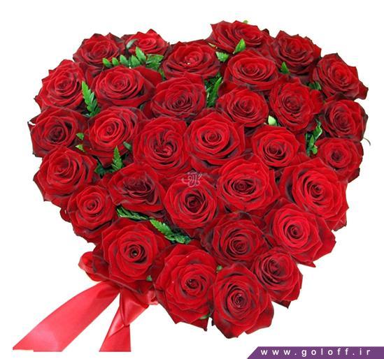 سبد گل زیبا - سبد گل مدلین - Medlin | گل آف