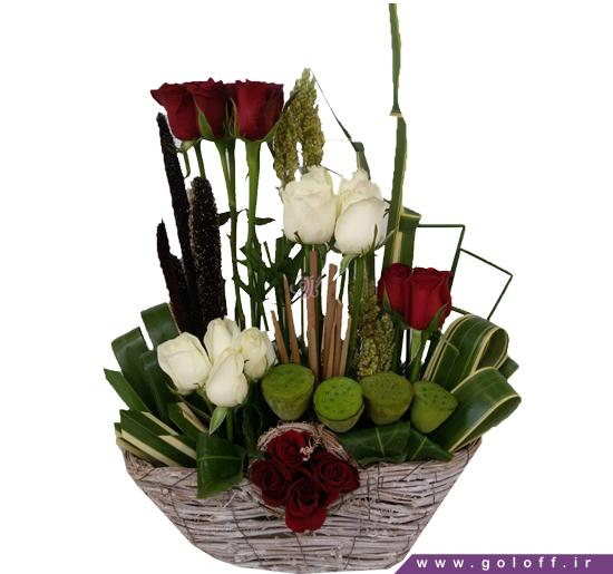 سفارش آنلاین گل - سبد گل بوچارسکا - Boczarska   گل آف