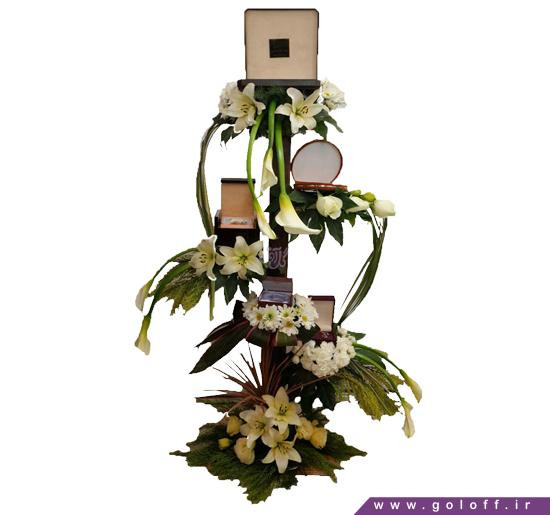 تزیین سبد گل طبیعی - سبد گل فِلسیا - Felcia | گل آف