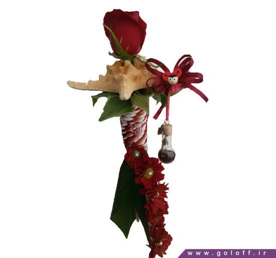 گل فروشی آنلاین - گل تک شاخه رز ایوونا - Iwona | گل آف
