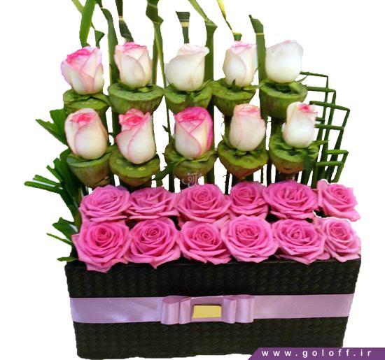 باکس گل رز - جعبه گل جاروسلاو - Jaroslaw   گل آف