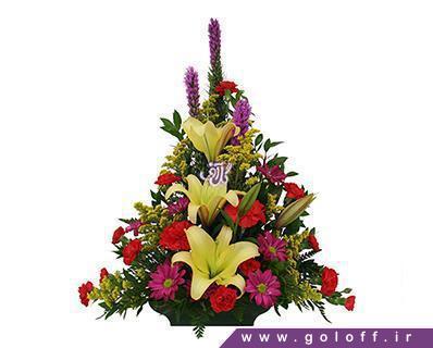 سبد گل برای تولد - سبد گل کارتاخنا - kartakhna | گل آف
