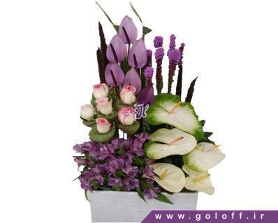 گل فروشی آنلاین - سبد گل گیلدا - Gilda | گل آف