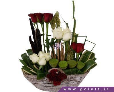 سفارش آنلاین گل - سبد گل بوچارسکا - Boczarska | گل آف