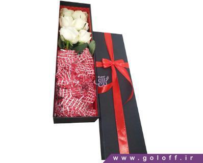 خرید آنلاین گل - سبد گل دالبا - Dalba | گل آف