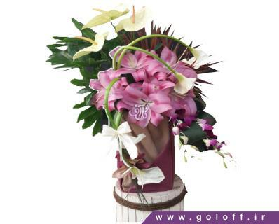 مدل سبد گل - سبد گل بِندِک - Bendek | گل آف