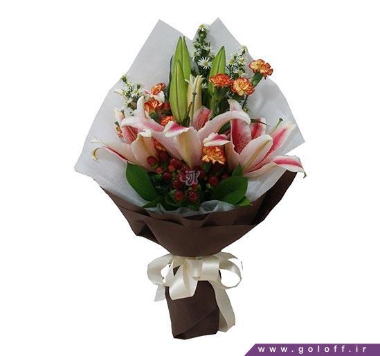 مدل دسته گل روز پدر - دسته گل لوسکان - Luskan | گل آف