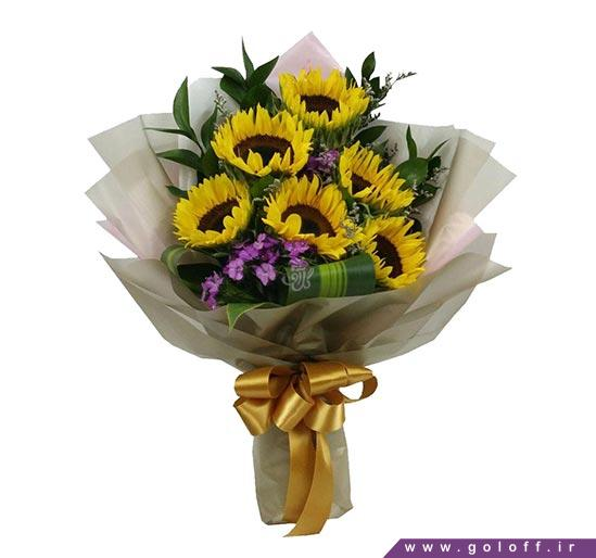 خرید گل آنلاین - دسته گل میلیک - Milik | گل آف