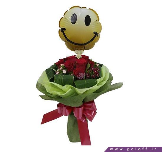 خرید آنلاین گل در اصفهان - دسته گل لِرناپار - Lernapar | گل آف
