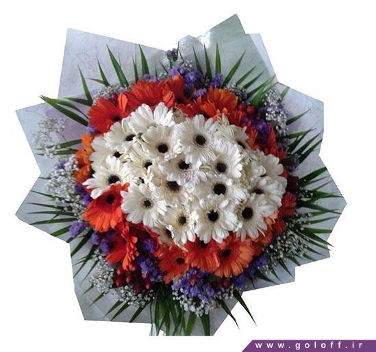 گل فروشی در اصفهان - دسته گل روخو - Roxo | گل آف
