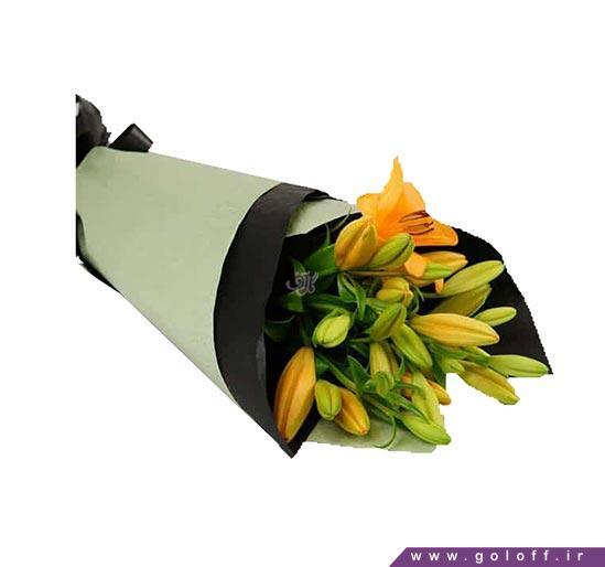 دسته گل طبیعی - دسته گل میداس - Midas | گل آف