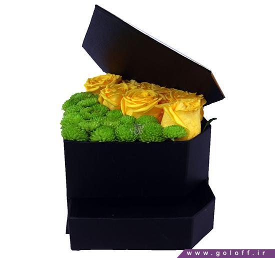 سایت فروش گل - جعبه گل والسکا - Valesca | گل آف