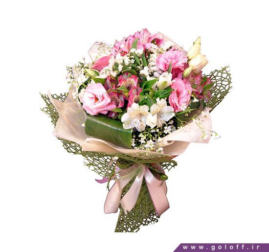خرید دسته گل اینترنتی - دسته گل کالوین - Calvin | گل آف