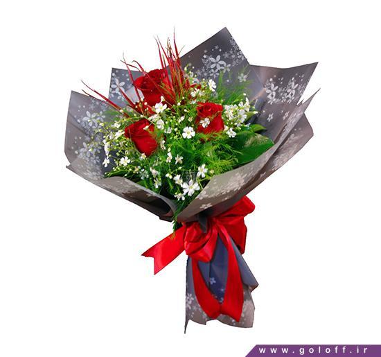 دسته گل زیبا برای دوست - دسته گل کیلیفورد - Clifford | گل آف