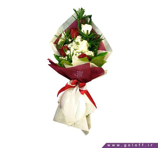 دسته گل برای زایمان - دسته گل آلِنا - Alena | گل آف