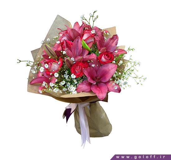 دسته گل عیادت - دسته گل لاریا - Larya | گل آف