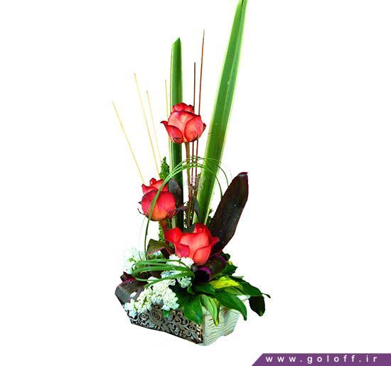 سبد گل برای تولد - سبد گل میلوس - Milos | گل آف