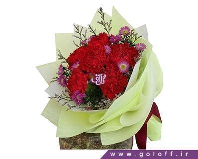 دسته گل تبریک روز پدر - دسته گل کاربی - Karbi | گل آف
