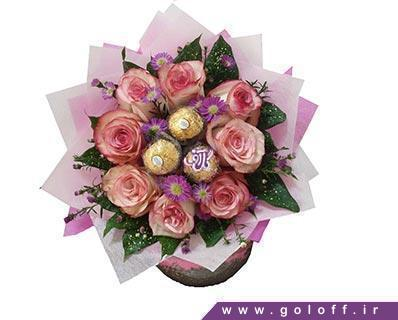 سفارش آنلاین گل - دسته گل پارپی - Parpi | گل آف