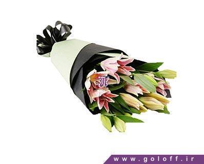 مدل دسته گل تولد - دسته گل دائوفین - Dauphin | گل آف