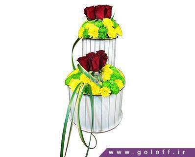 فروش جعبه گل - جعبه گل واورینکا - Wawrinka | گل آف