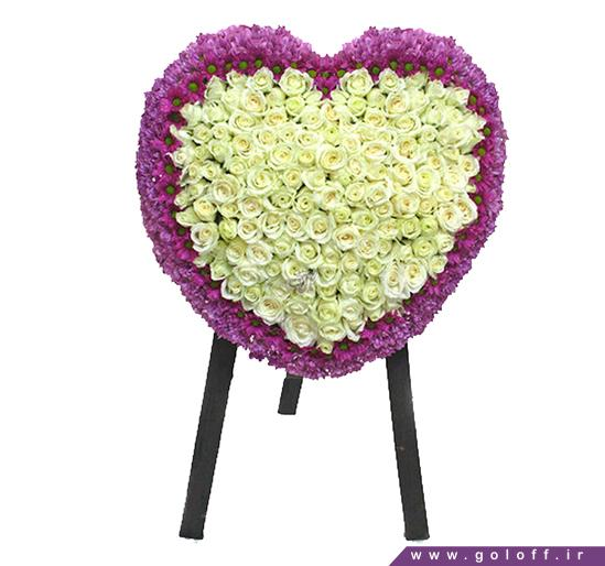 گل فروشی آنلاین اصفهان - تاج گل سَن کارلوس - San Carlos | گل آف