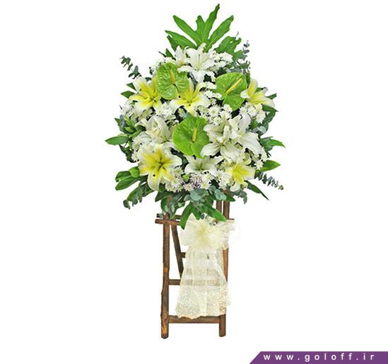 خرید آنلاین گل - تاج گل ویلاریکا - Villarrica   گل آف