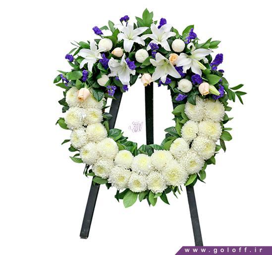 خرید اینترنتی تاج گل - تاج گل لابرانزا - Labranza   گل آف