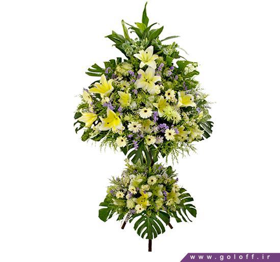 خرید گل و گیاه در اصفهان - تاج گل والدیویا - Valdivia | گل آف