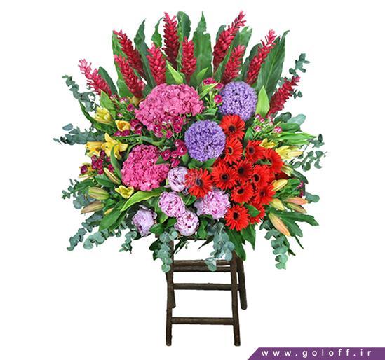 خرید گل در اصفهان - تاج گل نِگرو - Negro | گل آف
