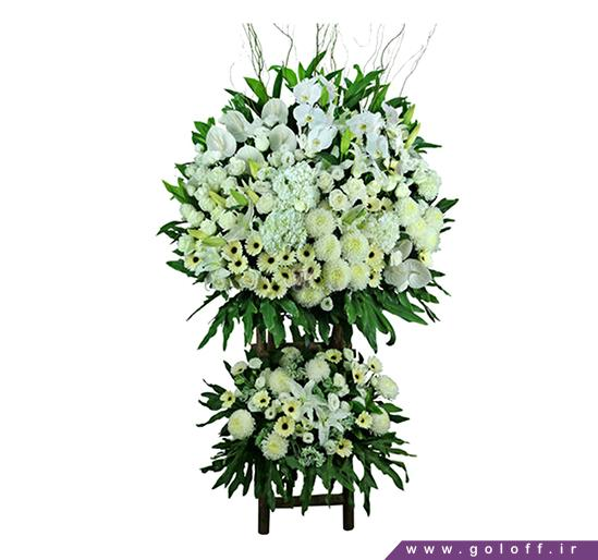 فروش گل آنلاین - تاج گل پرِیرا - Pereira | گل آف