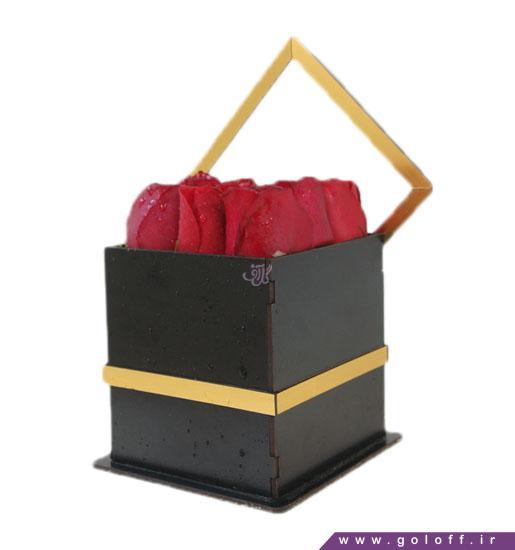 جعبه گل ولنتاین سیواس - خرید گل ولنتاین | گل فروشی آنلاین گل آف