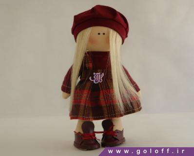 خرید عروسک - عروسک آبنوس | گل فروشی آنلاین گل آف