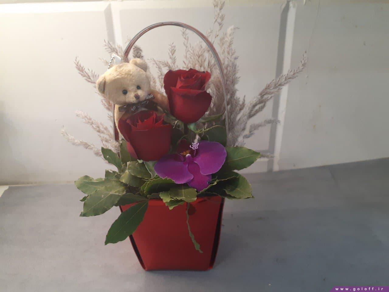 گل رز ولنتاین